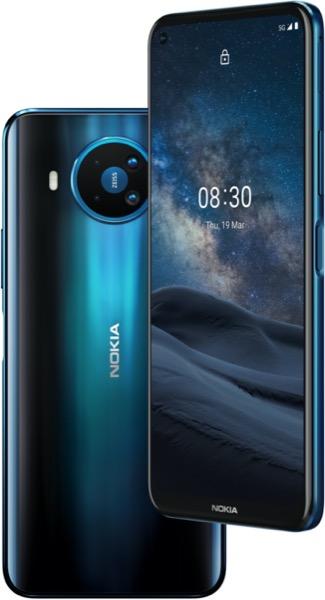 Nokia 8 Tekniset Tiedot