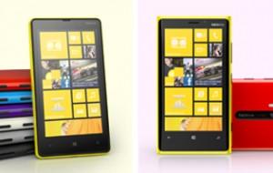Lumia 820 ja 920