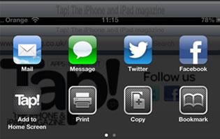 Uusi iOS 6