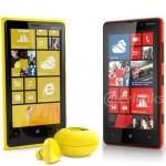 Nokia Lumia 920 ja 820