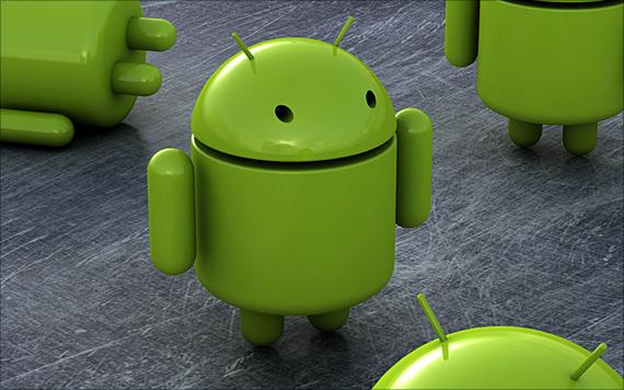 Androidin tunnusrobotti