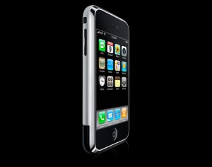 Applen alkuperäinen ensimmäinen iPhone.