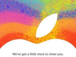 Applen kutsu ensi viikon tapahtumaan