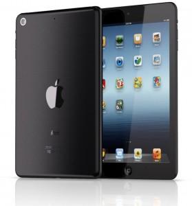 Renderöity kuva Apple iPad ministä