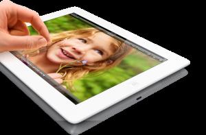 Applen neljännen sukupolven iPadin esittelykuva