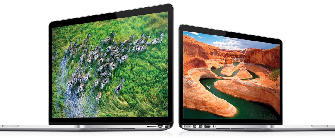 Applen nykyinen MacBook Pro, jonka design on säilynyt ennallaan käytännössä jo vuosien ajan.