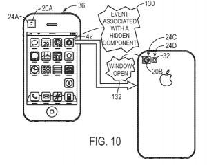 Avaa sovellus iPhonessa, niin kamera ilmestyy esiin.