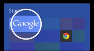 Google takaisin Windows 8:aan