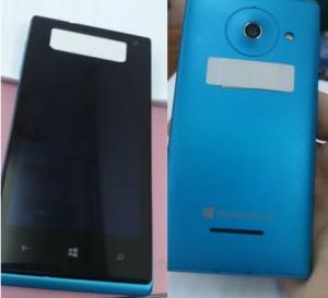 Huawei W1, Windows-puhelin.