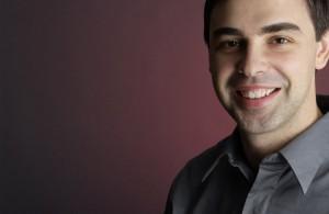 Larry Page, Googlen toinen perustaja ja toimitusjohtaja.