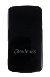 LG Nexus 4 evleaksin kuvassa