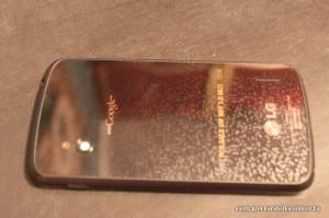 LG Nexus E960 Mako takaa