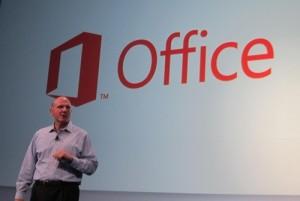 Microsoftin Steve Ballmer