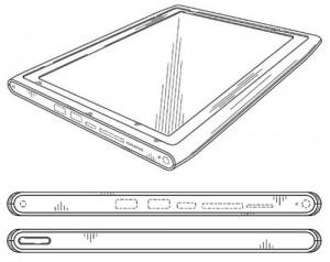 Nokian tabletti patenttihakemuksessa