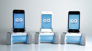 Romo-robotti iPhonen kaveriksi