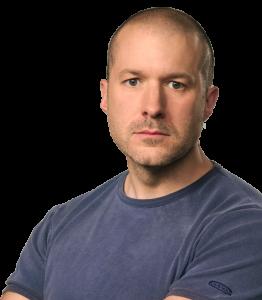 Applen ex-design-johtaja Jony Ive.