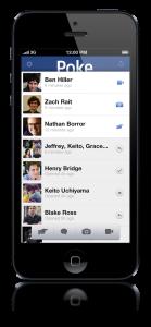 Facebook Poke iPhonelle