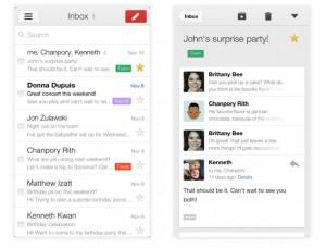 Uusi Gmail iOS:lle