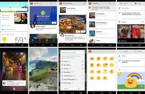 Kuvankaappauksia Google+:sta