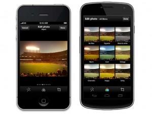 Twitterin kuvasuotimet iPhonessa ja Androidilla