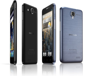 Alcatel One Touch Idol Ultra - maailman ohuin älypuhelin 6,45 millimetrin paksuudellaan