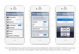 Applen Älä häiritse (Do Not Disturb) -toiminto