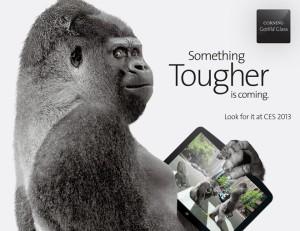 Corningin Gorilla Glass 3 -ennakkokuva