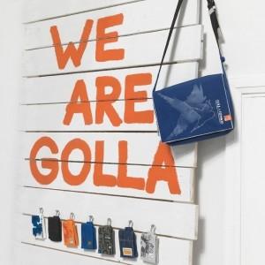 We are Golla -seinä