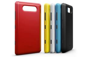 Nokia Lumia 820 -kuoria