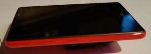 Nokia Lumia 820:n vasen, tyhjä sivu
