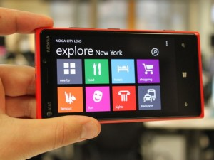 Nokia City Lens Lumiassa