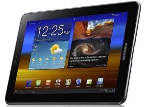 Tämäkään Samsung Galaxy Tab 7.7 -tabletti hollantilaisoikeuden mukaan riko Applen muotoilupatenttia