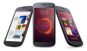 Ubuntun mobiilikäyttöjärjestelmä
