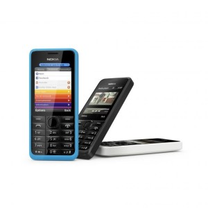 Nokia 301 - peruspuhelinten aatelia
