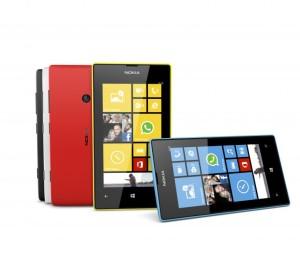 Nokian toistaiseksi edullisin Windows Phone 8 -puhelin, Lumia 520
