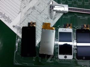 Väitettyjä iPhone 5S -kuvia tehtaalta