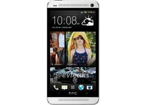 HTC One @evleaksin vuotamassa lehdistökuvassa
