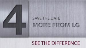 LG:n kutsu lehdistötilaisuuteen Mobile World Congressin yhteydessä