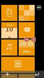 Qt Shell -teema tuo Windows Phonea muistuttavan näkymän Symbian-luureihin