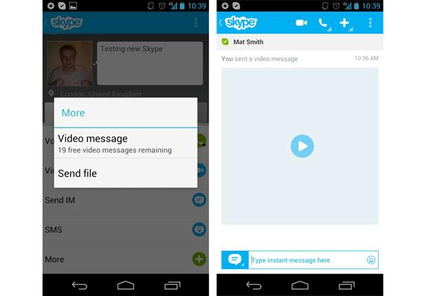 Skype tuo videoviestit – testaus alkaa Androidilla, iOS:lla ja Macilla | Mobiili.fi
