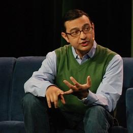 Ex-Google-johtaja Vic Gundotra.