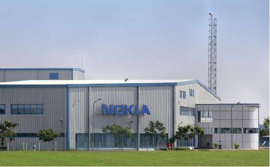 Nokian Chennain tehdas