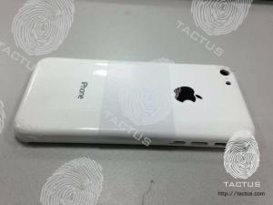 Väitetty Applen edullisemman iPhonen kuori Tactus-blogin julkaisemassa kuvassa
