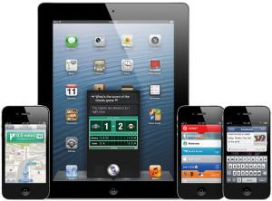 Apple iOS-laitteita