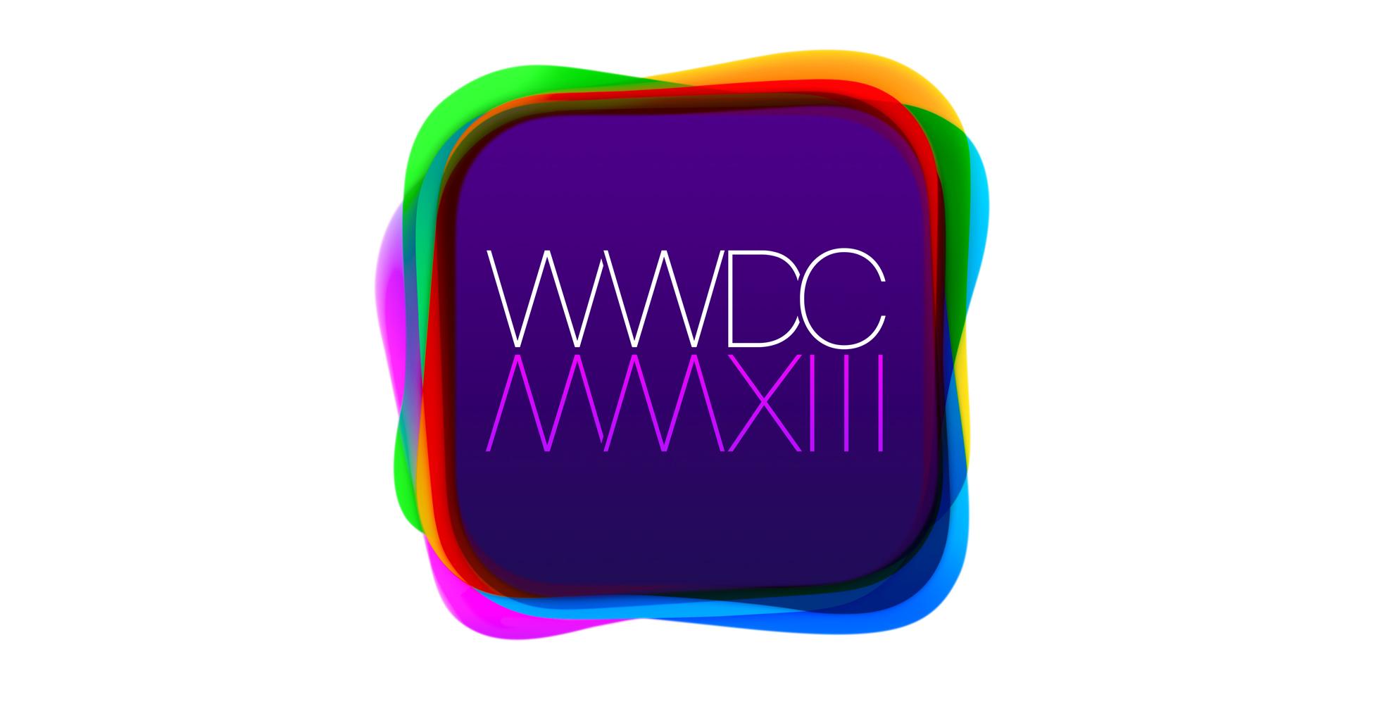 Applen viime vuoden WWDC-konferenssin logo - mitäköhän on luvassa tänä vuonna?