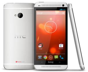 Nexus-kokemuksen tarjoava HTC One puhtaalla Androidilla