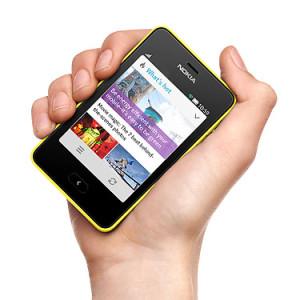 Nokia Asha 501 ja Xpress Now -palvelun What's Hot -osio