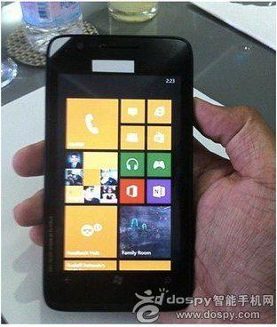 Nokia Lumia 625 dospy.comin julkaisemassa kuvassa