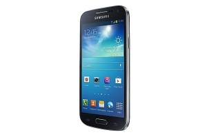 Samsung Galaxy S4 mini mustana väriversiona