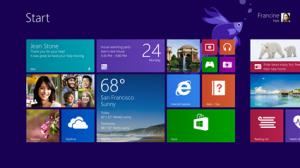 Windows 8.1:n uudistunut aloitusnäkymä - ruutuja aiempaa useammassa eri koossa